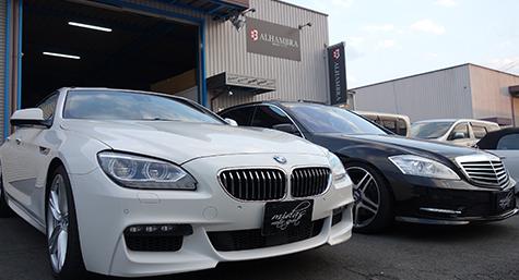取り扱い車両 BMW