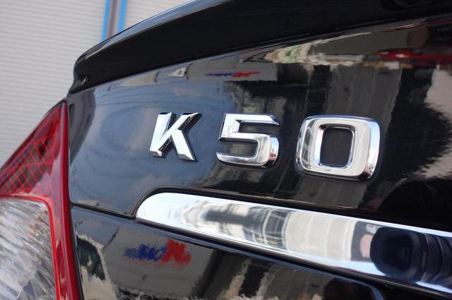 CLS Lorinser K50後期ver SR 黒革 左H