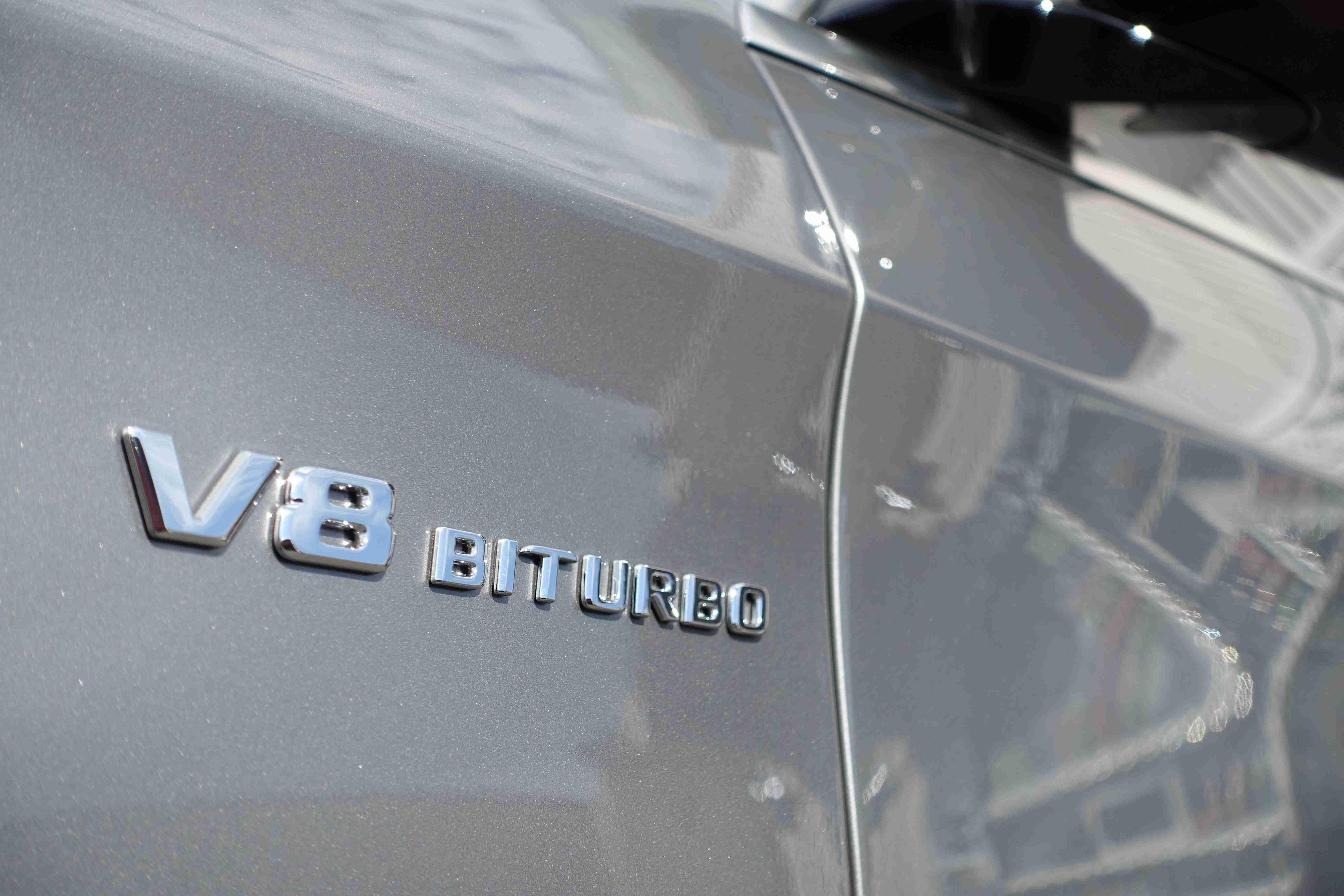 S550 S63AMG仕様 BCフォージド BRABUSエキゾースト